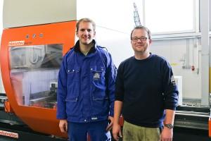 Team - Produktion Aluminium