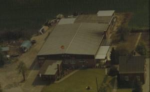 Luftaufnahme Stand 1985