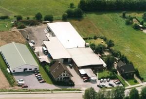 Luftaufnahme Stand 1995