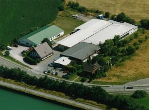 Luftaufnahme Stand 2003