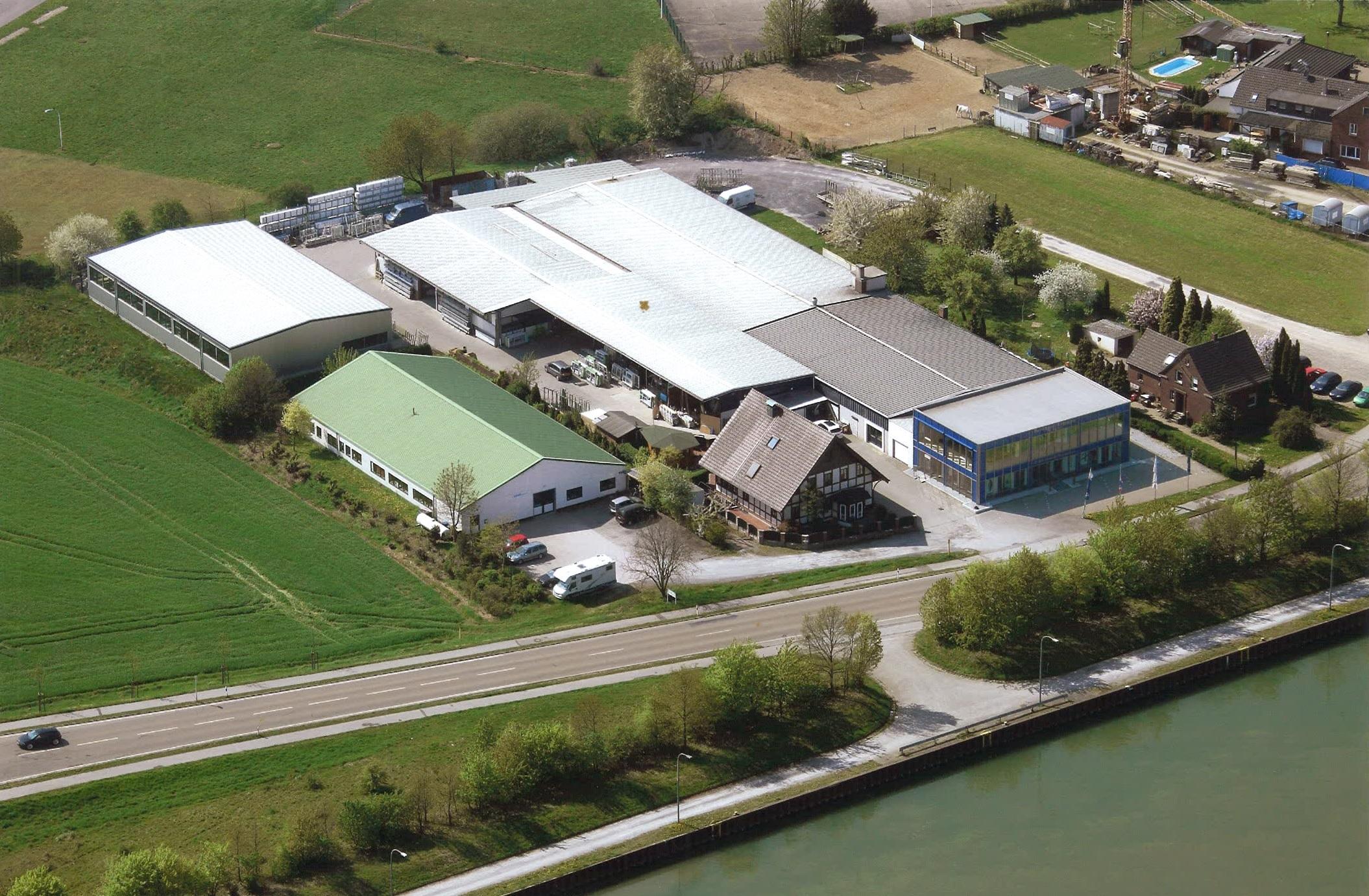 Luftaufnahme Stand 2011
