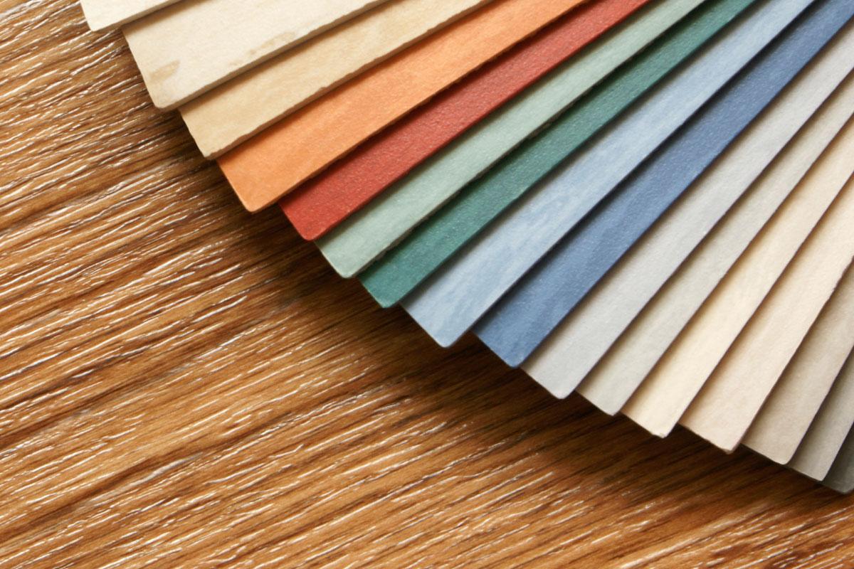 Dekore & Farben für Kunststoff
